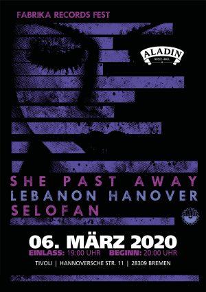 Fabrika Records Label Night 2020